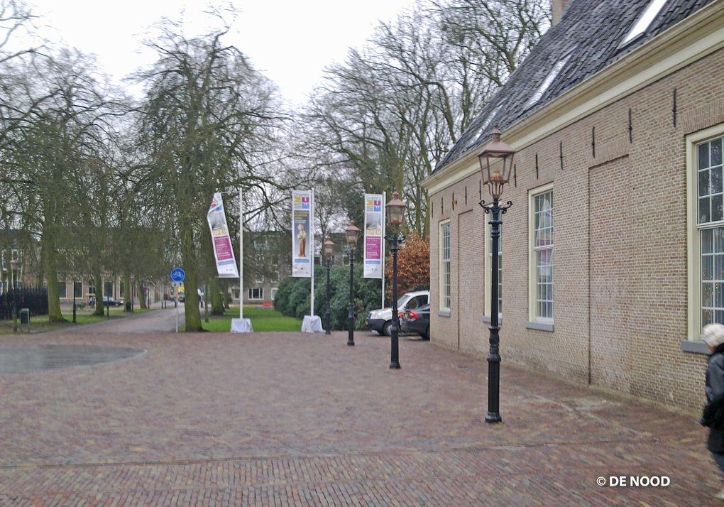 Locatie: Drents Museum Assen Armatuur: DE NOOD® model Hollandse Kap