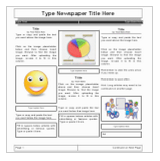Handy Google Docs Templates For Creating Classroom Newspapers