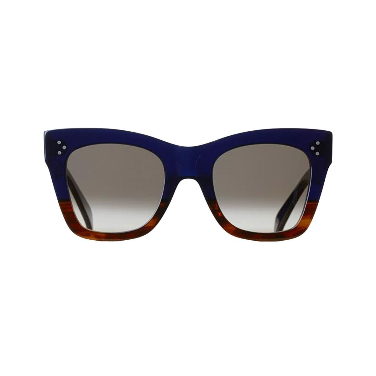 celine catherine sunglasses blue