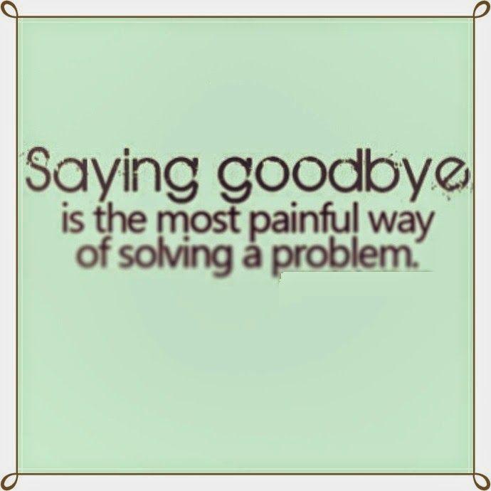 Sad goodbye quotes for boyfriend