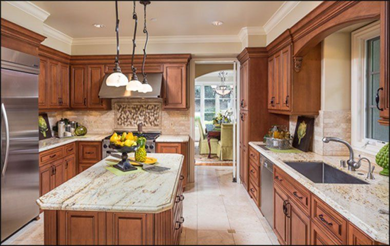 how to remove granite countertops without damaging cabinets