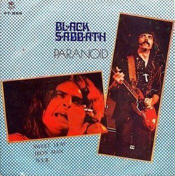 Paranoid   EP  1971
