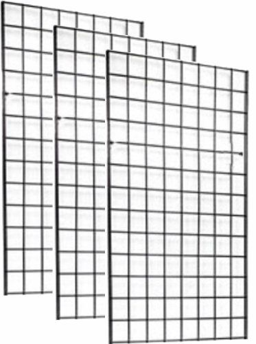 2\' x 4\' FOOT COMMERCIAL GRADE WIRE GRID WALL PANEL DISPLA... http ...