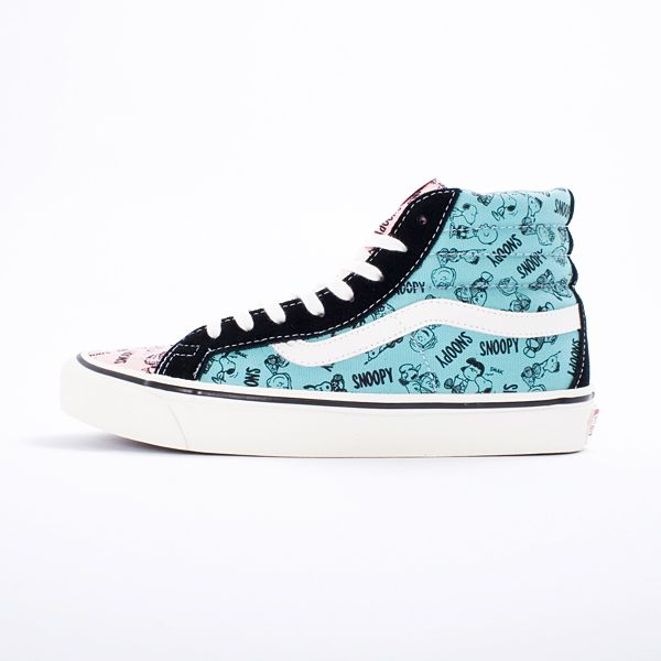 bc47a12b85 Vans Vault OG Sk8-Hi LX Snoopy and The Gang - Fresh for Summer from ...