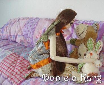 Aurora da minha vida: Boneca Simoni