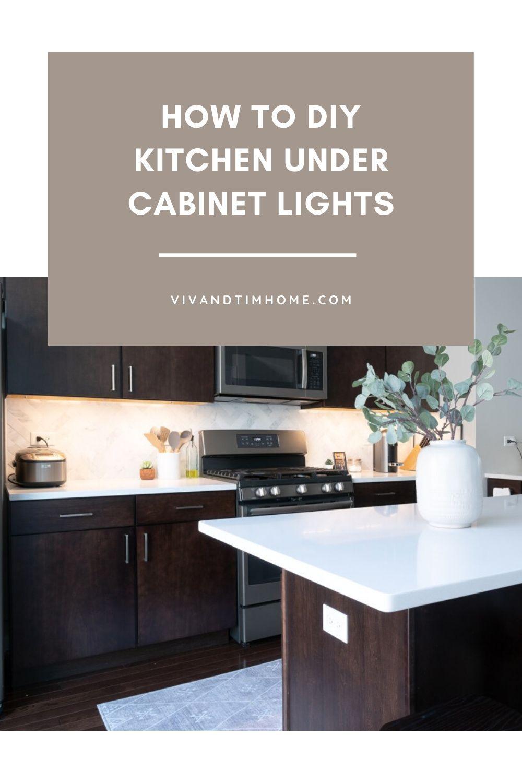 Pin On Under Cabinet Lighting