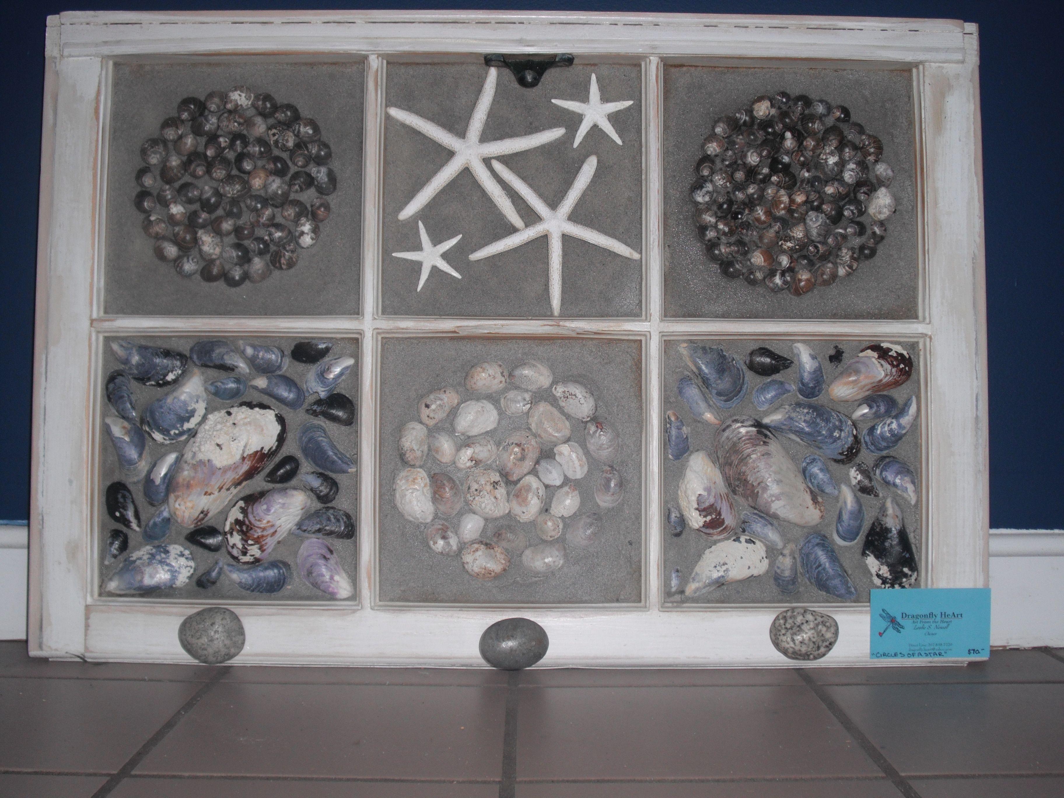 pane window art  DIY arts and craft ideas  Pinterest  Crafts