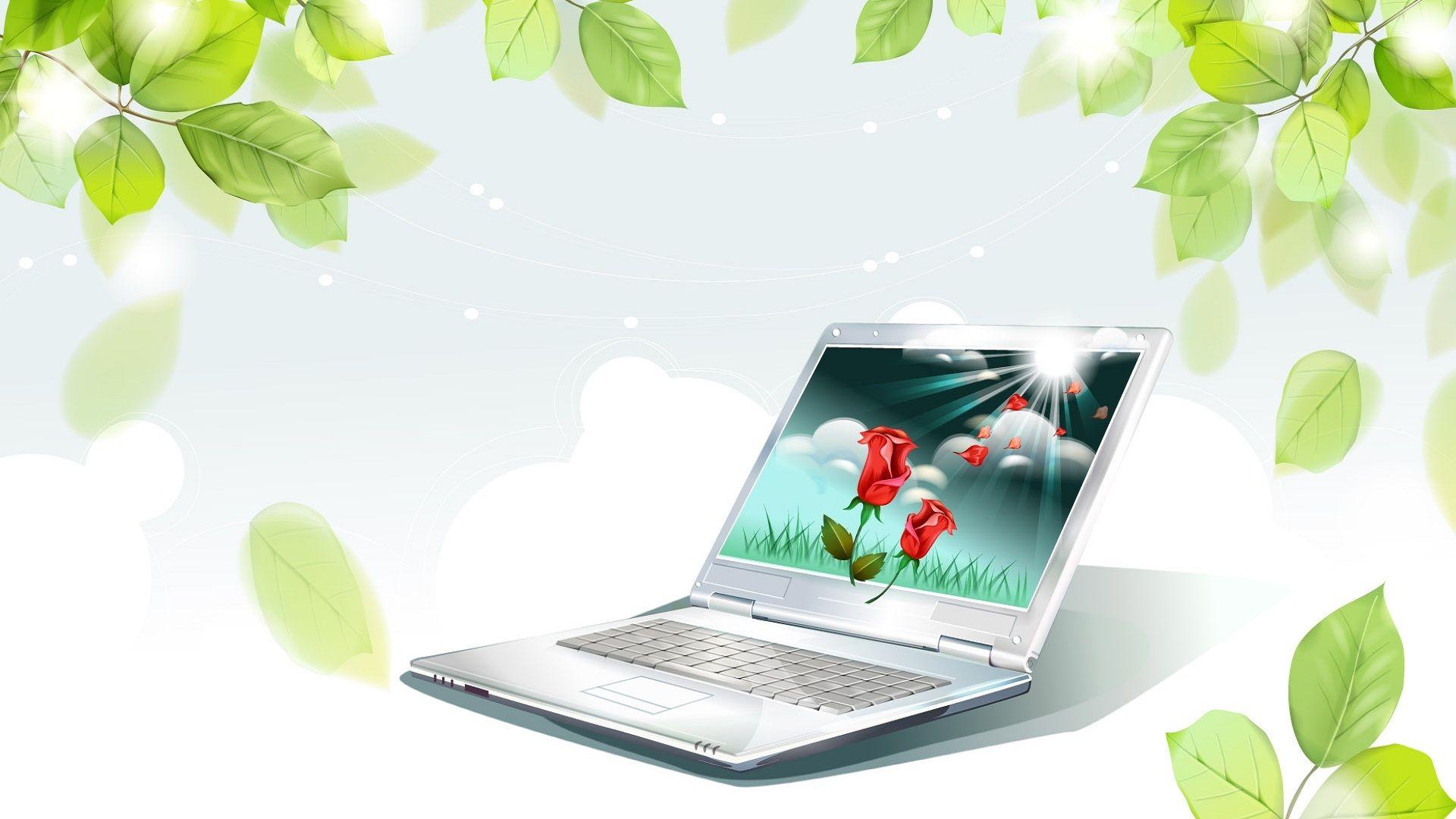 Laptop Wallpaper Laptop wallpaper, Wallpaper powerpoint