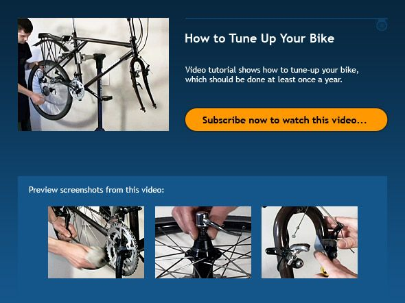 How To Tune Up Your Bike Bike Bike Repair Diy Repair
