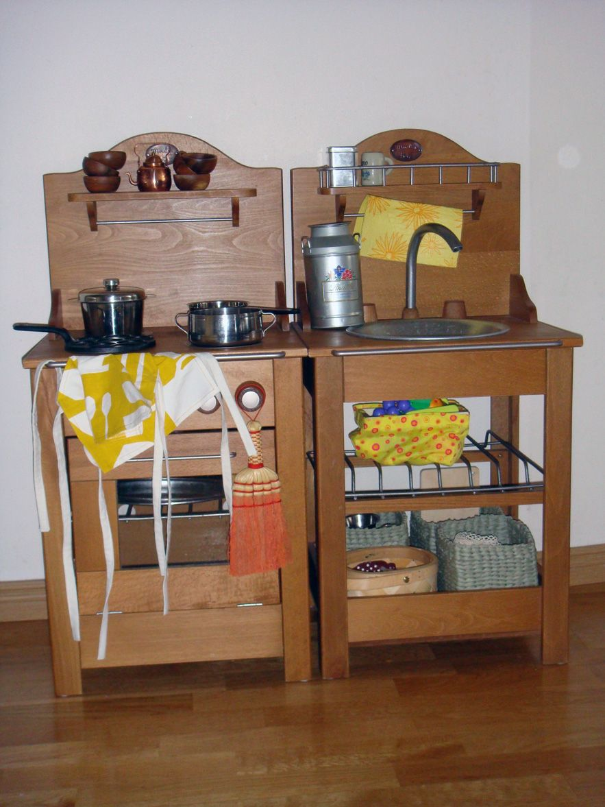 Desk wooden children s desk moulin roty furniture children s desk - The Best Wooden Kitchen Ever Moulin Roty