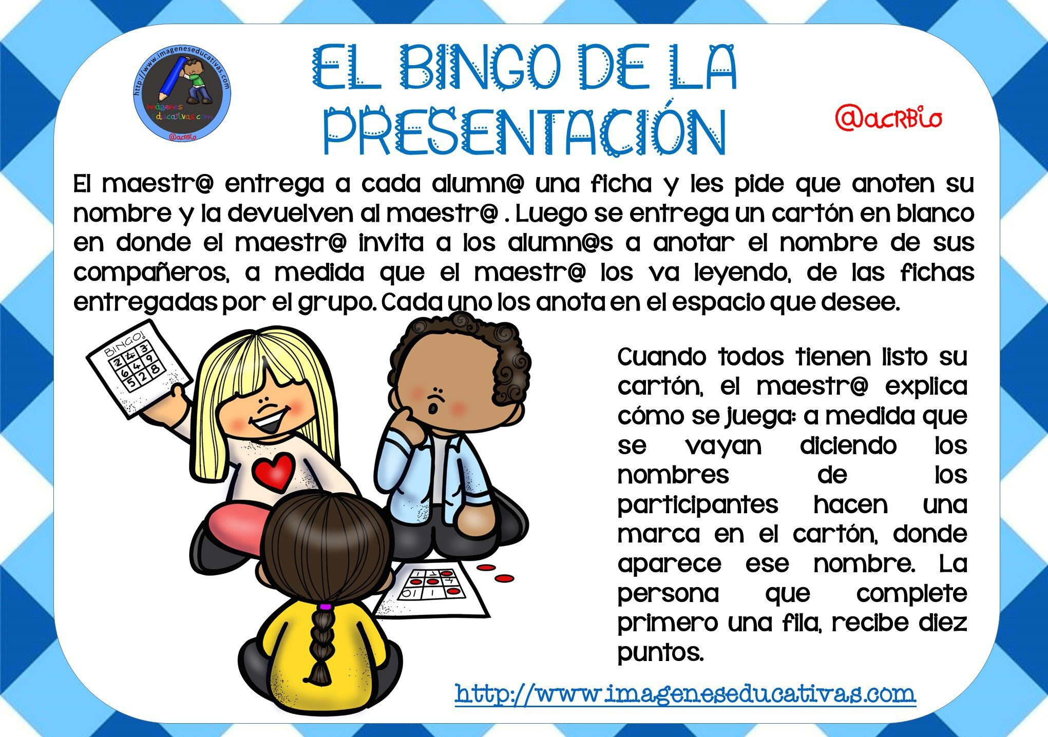 Excelente Plantilla De Rompehielos De Bingo Motivo - Colección De ...