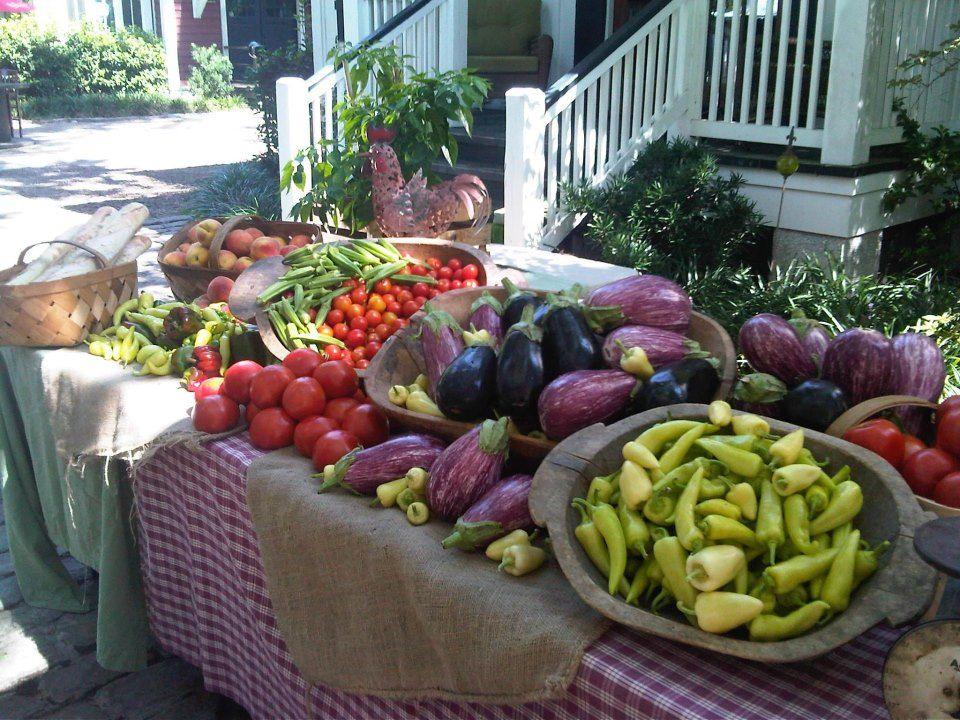 Farmers Market Bluffton Bluffton, Farmer, Farmers market