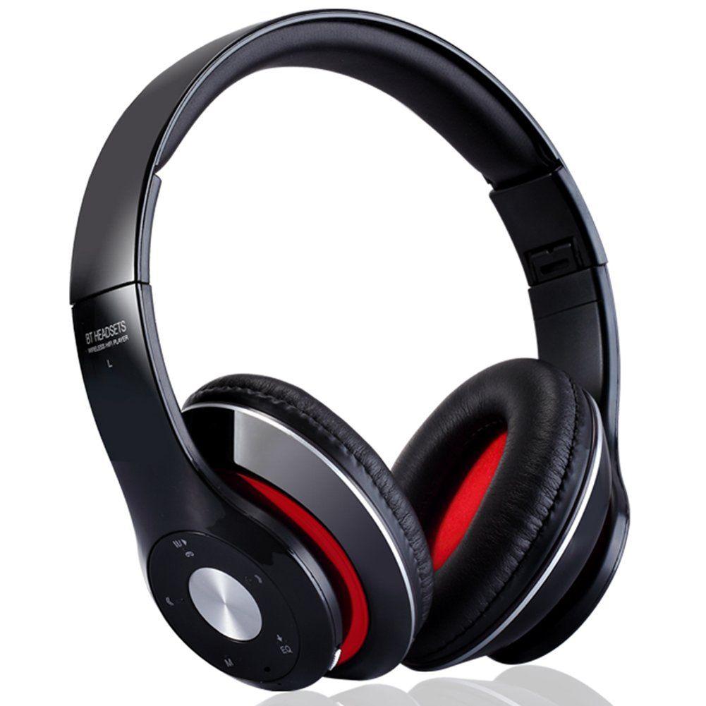 OSBEL Bluetooth Headphones Over Ear, HiFi Stereo Wireless
