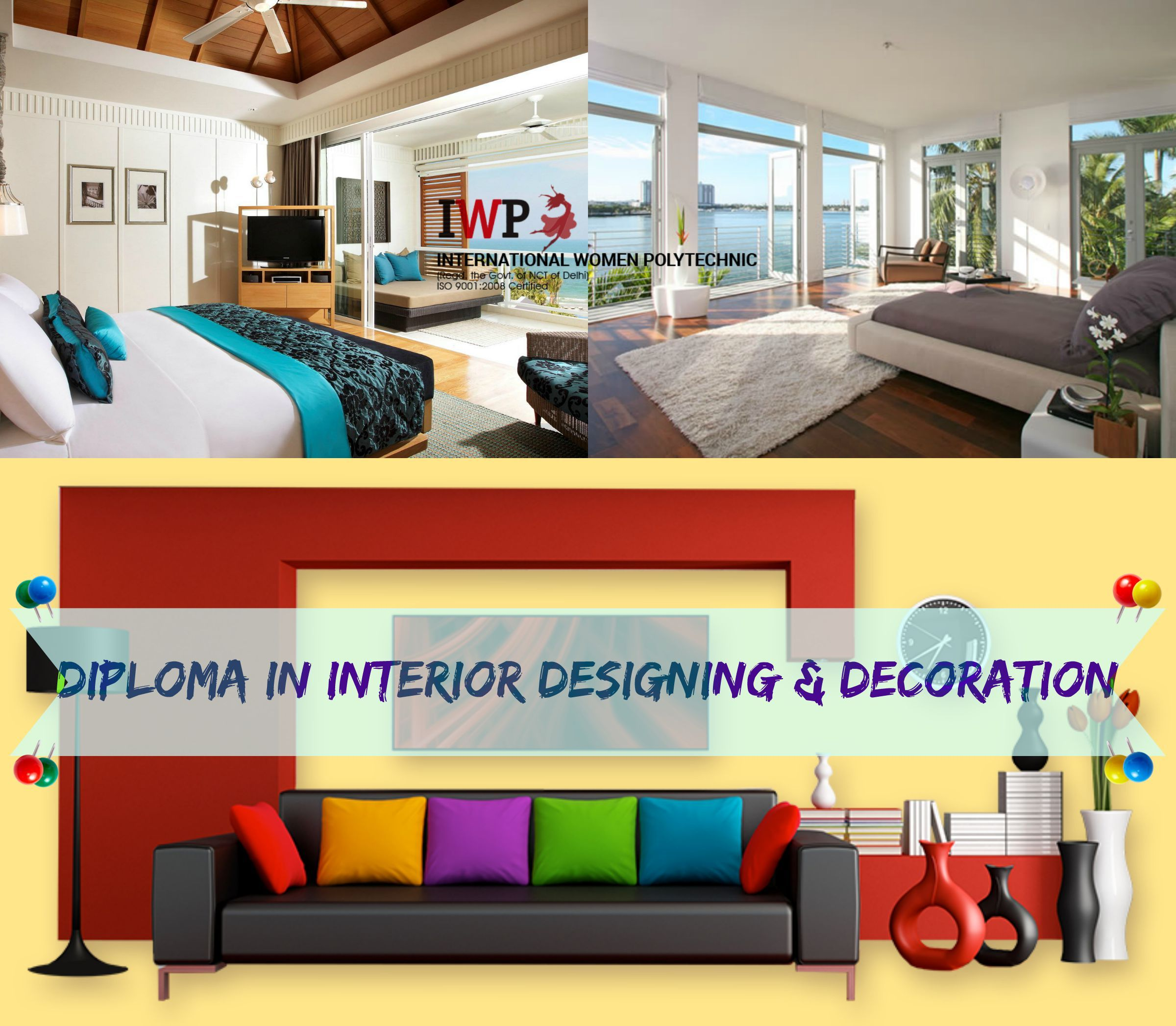 Interior Design Is A Business Of Trust Know More About Interiordesign Diploma Courses Http Www Iwpindiaonline Com Interior De With Images Interior Design Interior