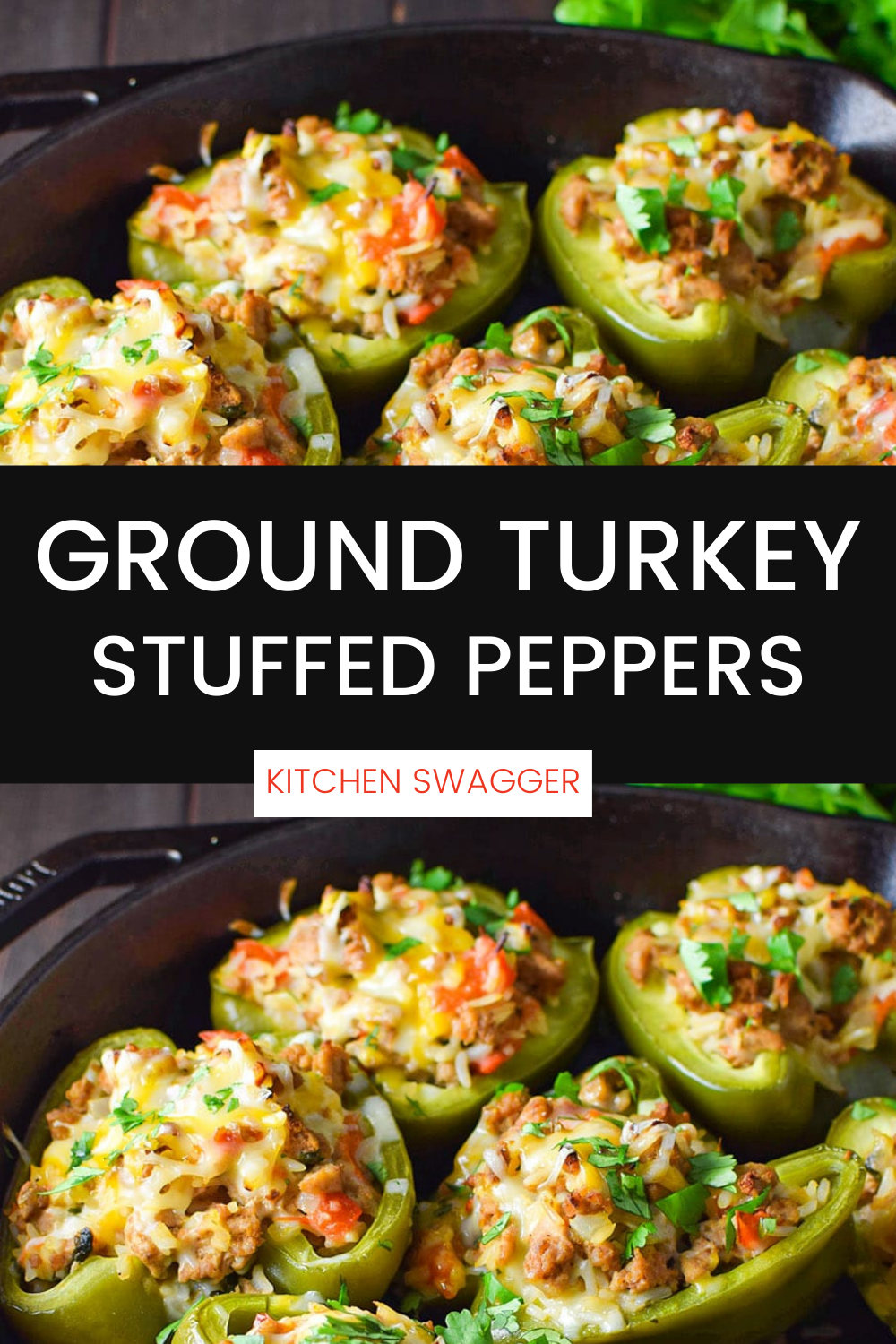 Ground Turkey Stuffed Peppers In 2020 Stuffed Peppers Ground Turkey Stuffed Peppers Stuffed Peppers Turkey