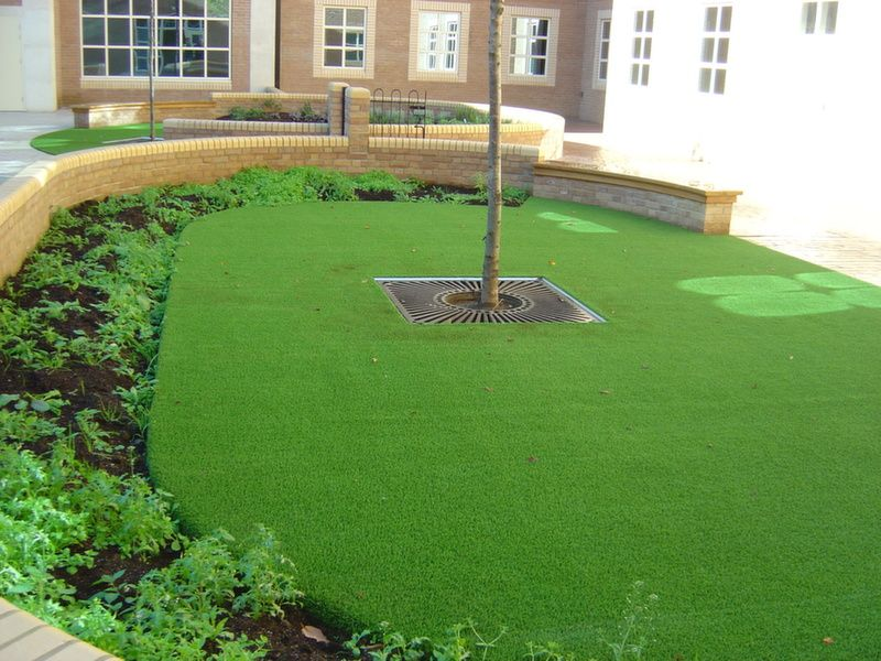Fake Grass Lawn Surface