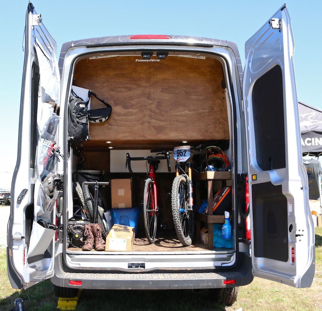 Lauren Gregg S Custom Ford Transit Van Ford Transit Camper
