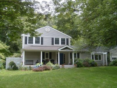 Maison Nouvelle Angleterre C T Jardin Maison