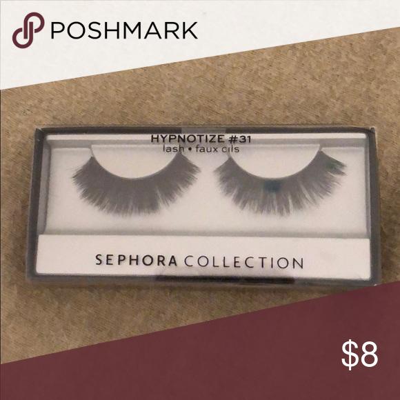 aaa2a27a6e4 Sephora Collection Eyelashes #31 HYPNOTIZE LASHES Sephora Makeup False  Eyelashes