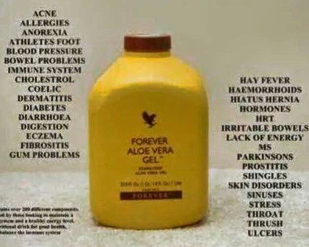 Discover the world of Aloe Vera