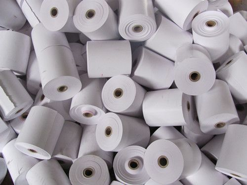 80mm x 60 meter Thermal Paper Rolls for POS | 80mm Thermal