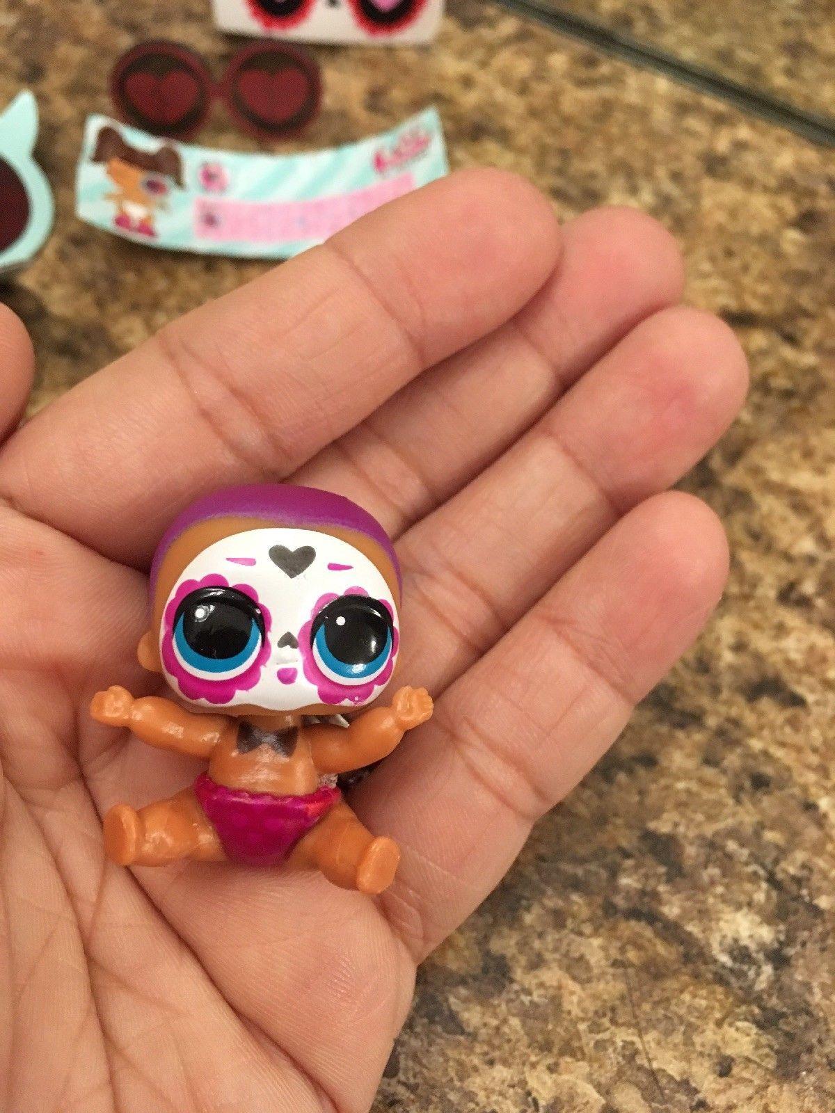 Lol surprise doll Eye spy series RARE bebe bonito