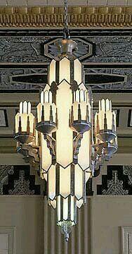 Art Deco... #artdecointerior