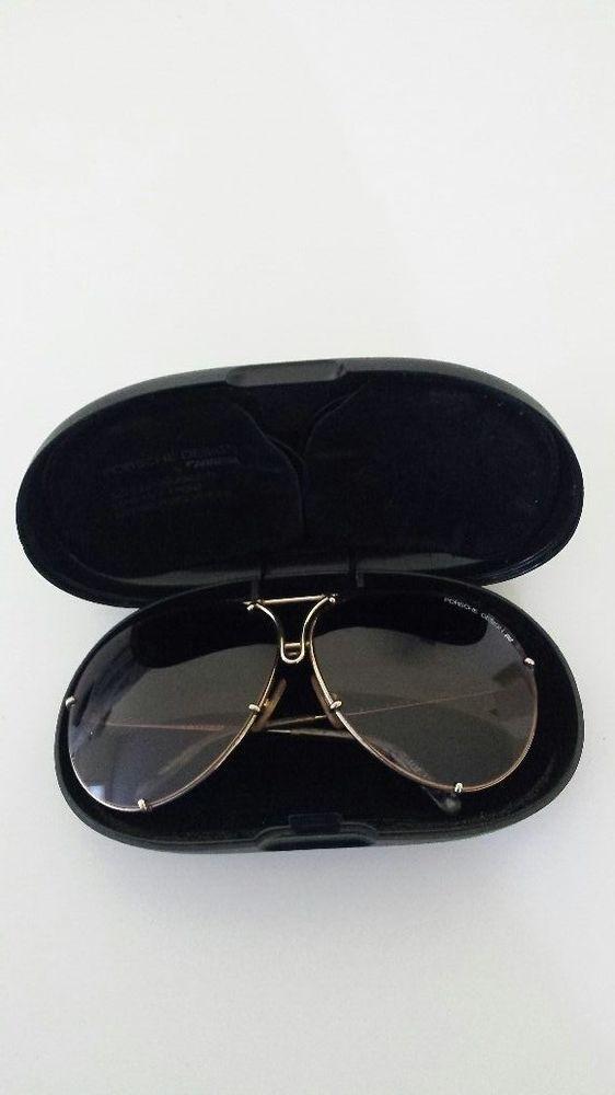 e5eccfa68a4f vintage carrera sunglasses 5623 porsche design - 80 s gold aviator - vgc  from  174.99