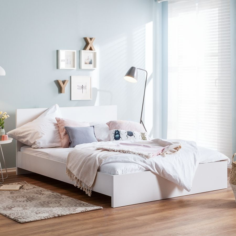 Bett Avoca   Bett modern, Schlafzimmer design und Bett