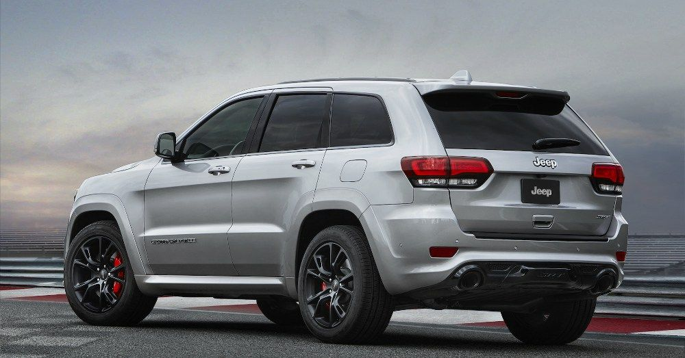 2017 Jeep Grand Cherokee Other Suvs Wish They Were This Good
