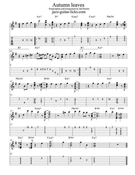 pin by beginner advanced guitar lessons on guitar chords in 2019 guitar sheet music jazz. Black Bedroom Furniture Sets. Home Design Ideas
