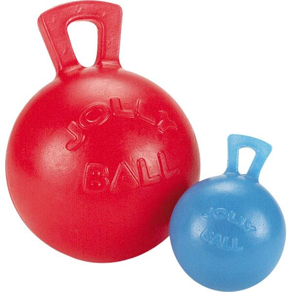 Tug N Toss Jolly Balls Dog Toys Good For Strong Chewers Fetch