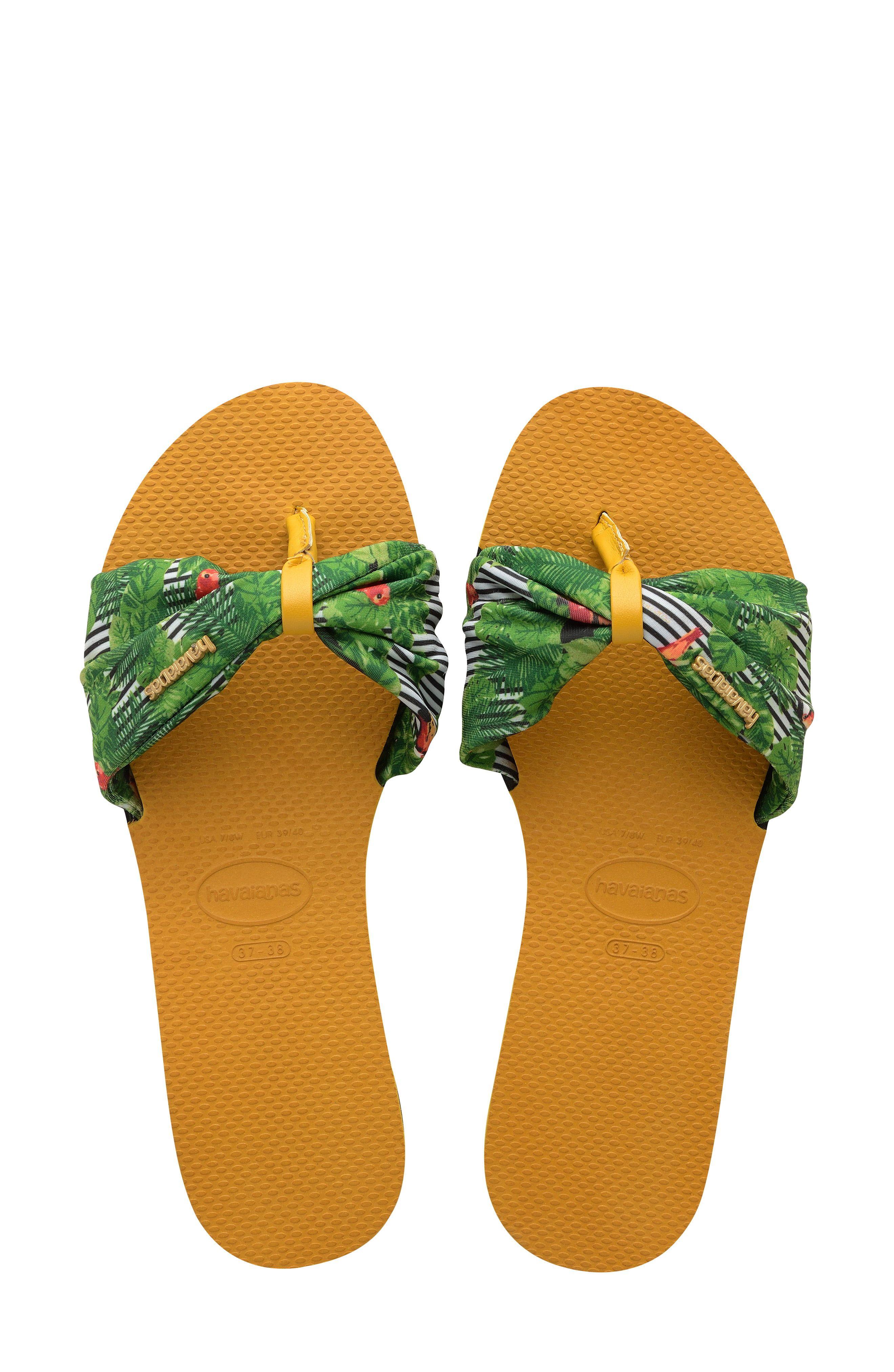 Women's Havaianas You Saint Tropez Sandal, Size 35/36 BR ...