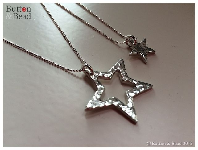 Mummy and Me  - Star necklace duo £65.00