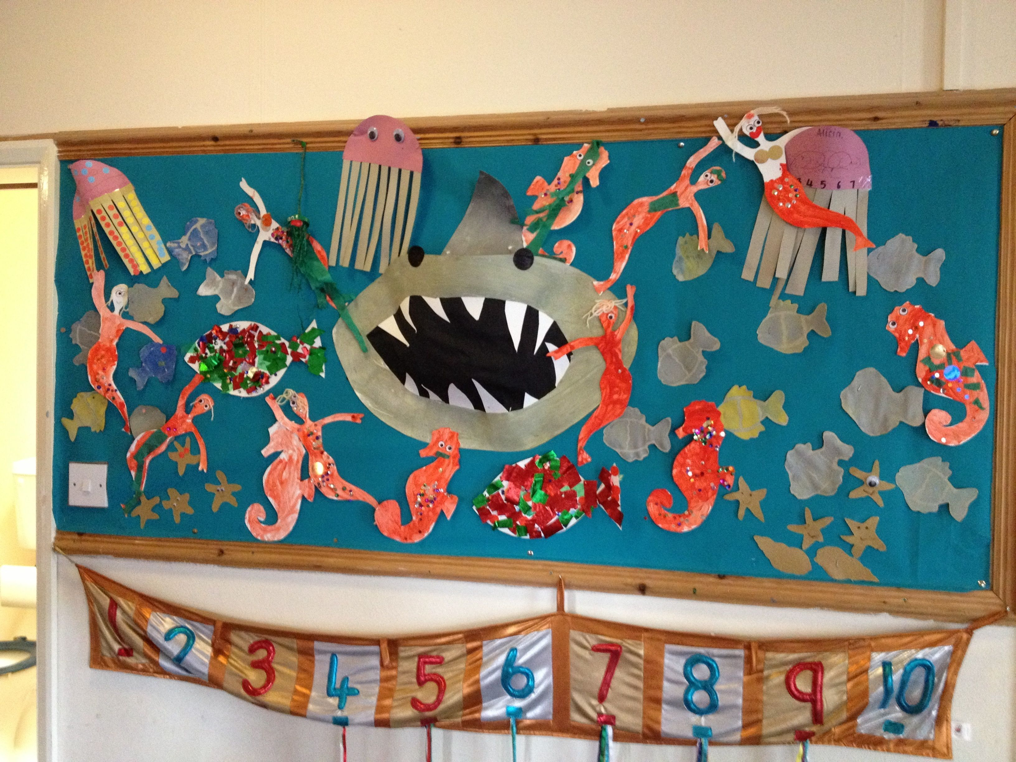 Classroom Display Ideas Under The Sea ~ Under the sea display ideas pinterest