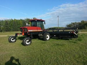 2002 MacDon 9352 Swather for sale by owner on heavy equipment