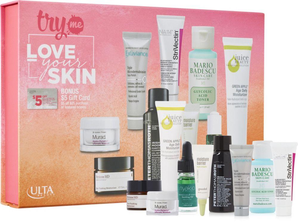 Winter Prestige Skincare Kit 1 Love Your Skin Try Me Kit Skin Care Kit Love Your Skin Skin Care