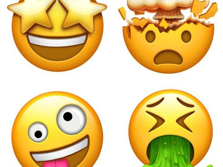 Ios 11 Gets Emoji Security Update Ahead Of Iphone X Launch Cnet Emoji Stickers Iphone Emoji Emoji Drawings