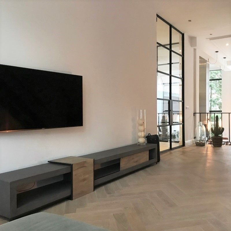 Rank Tv Meubel Interieur Woonkamer Thuis Meubels