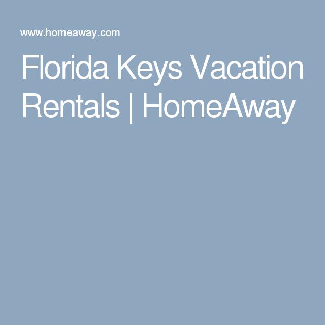 Florida Keys Vacation Rentals | HomeAway