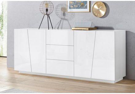 Tecnos Sideboard Vega Breite 200 Cm 4 Turen Online Kaufen Furniture Home Decor Sideboard