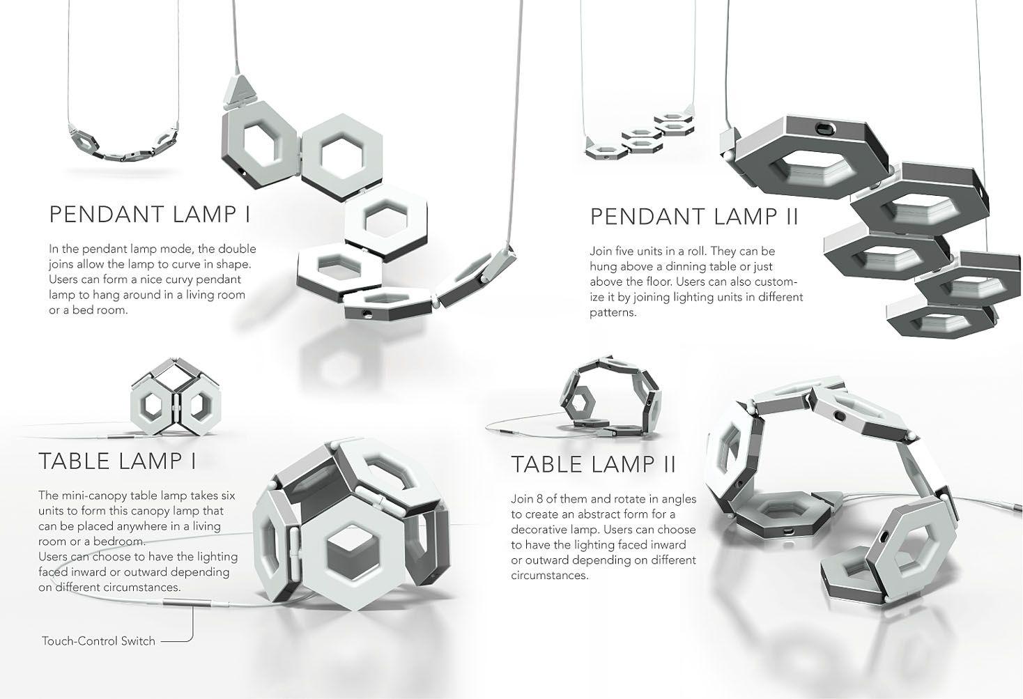 Tile by Gary Chang at Coroflot.com | Modular Systems | Pinterest