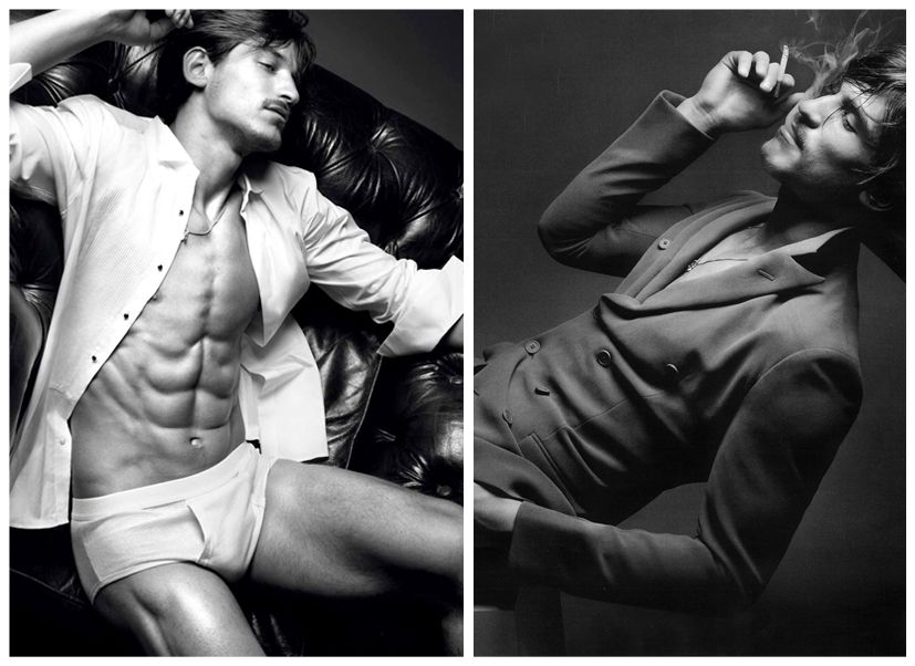MENS BOOKMARK: Jarrod Scott for Vogue Hommes International