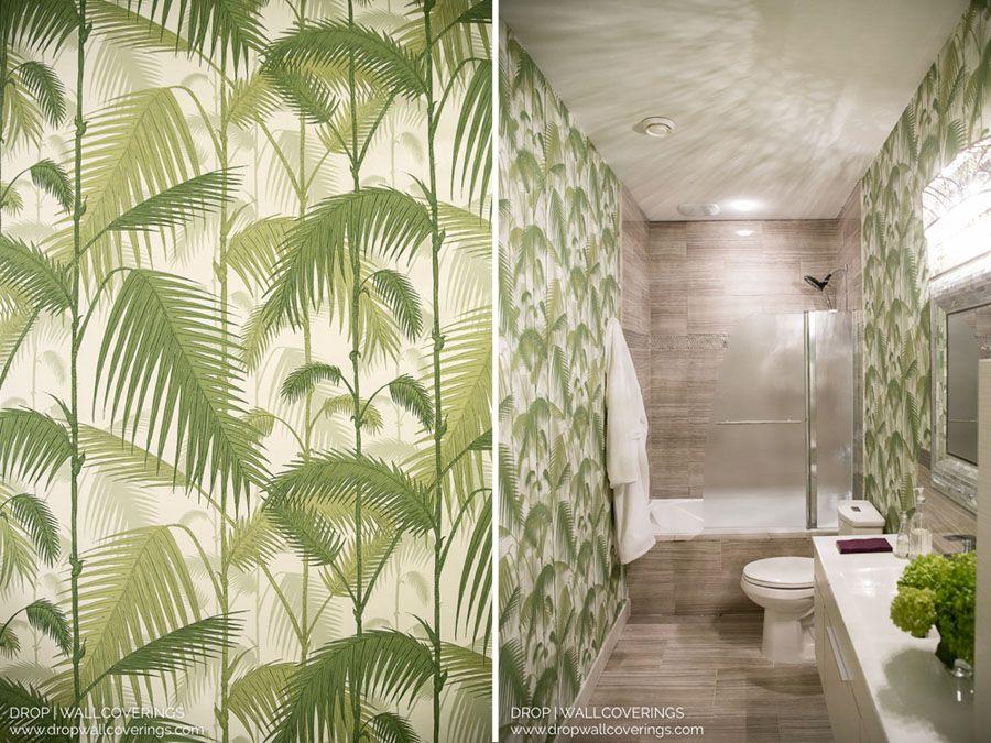 Cole & Son Palm Jungle 95/1001 by Interior wallpaper