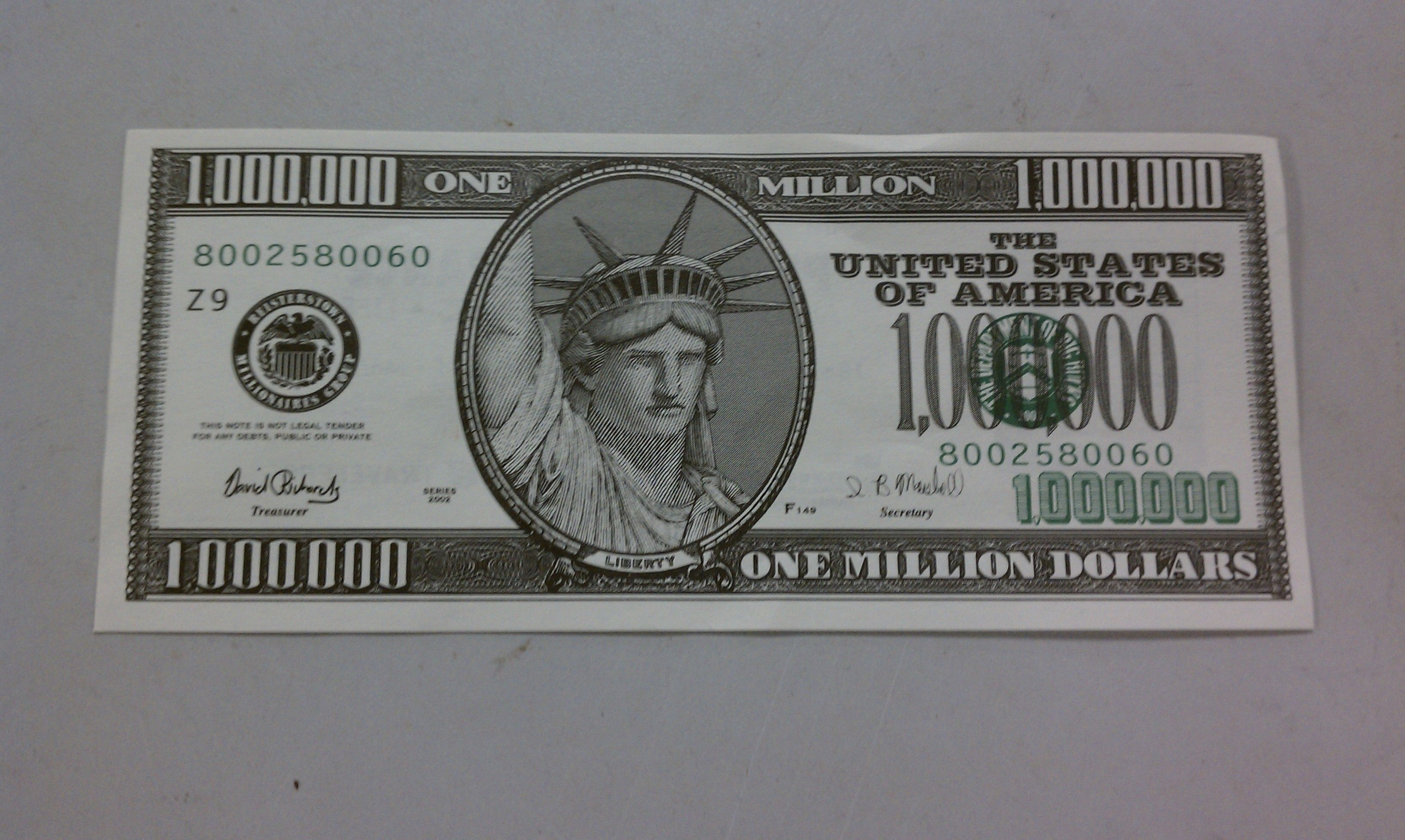 If i had a million dollars essay contest