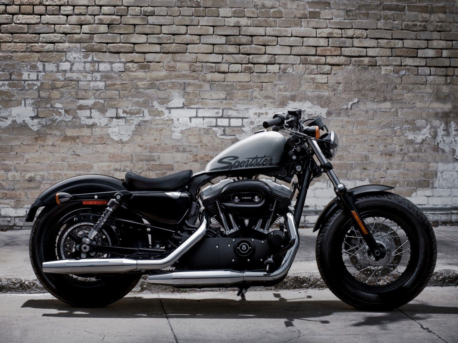 XL 1200 Forty Eight Harley Davidson XL 1200 Sportster Forty Eight
