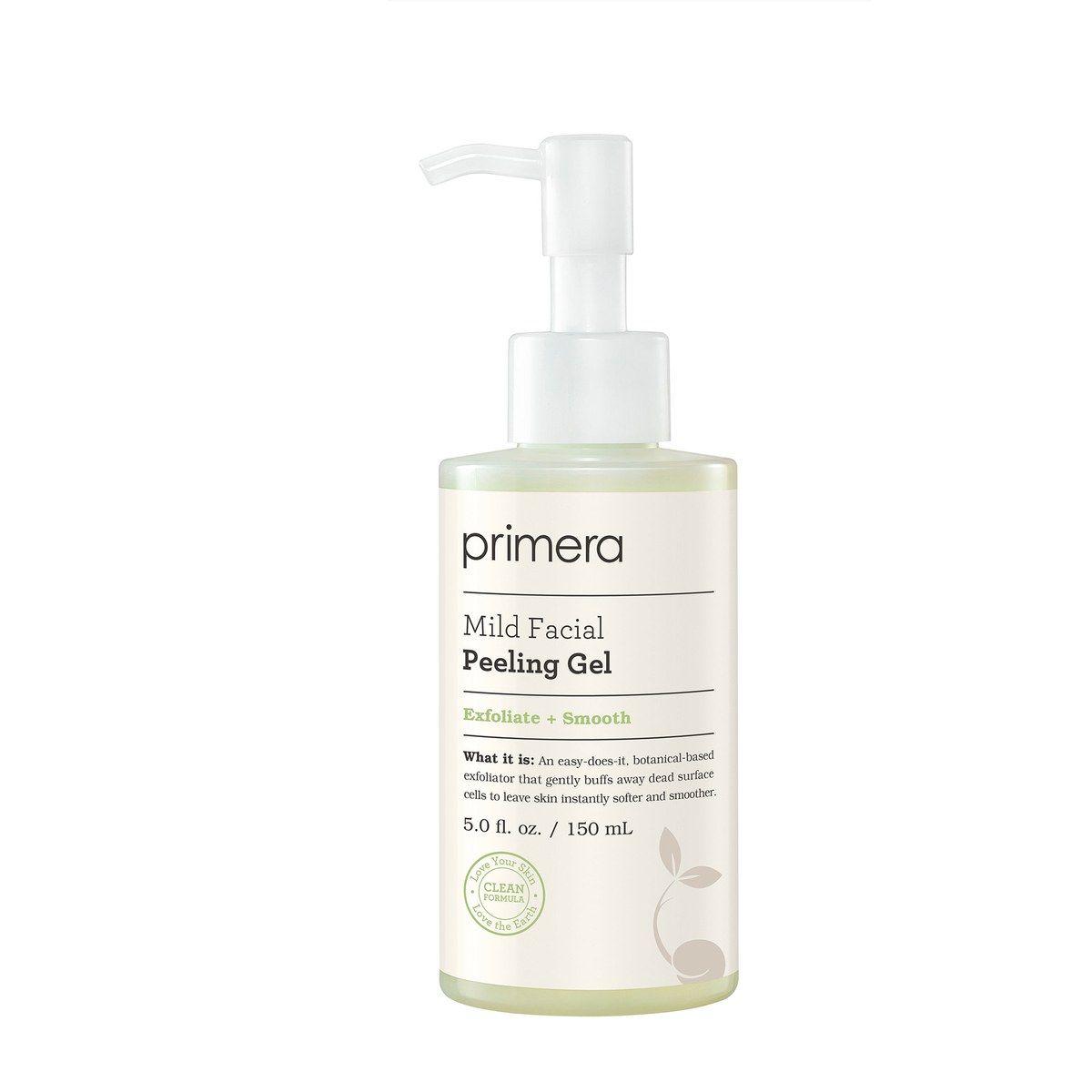 Primera Mild Facial Peeling Gel Sephora Facial Skin Care