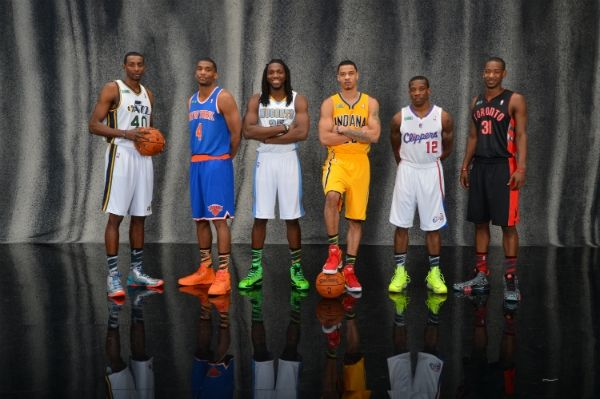 Faried S All Star Weekend Denver Nuggets Basketball Team Pictures All Star Basketball Is Life