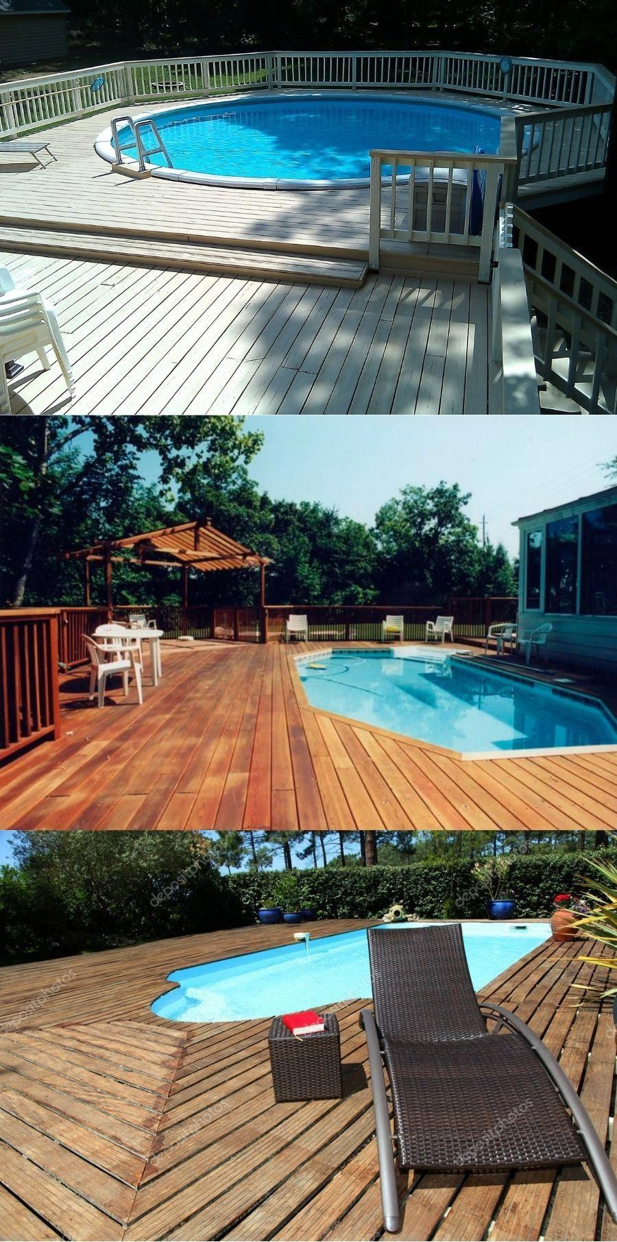 It S Delightful Check Out These 10 Recommended Blueprints All Pertaining To Pooldecorations In 2020 Pool Decks In Ground Pools Building A Pool