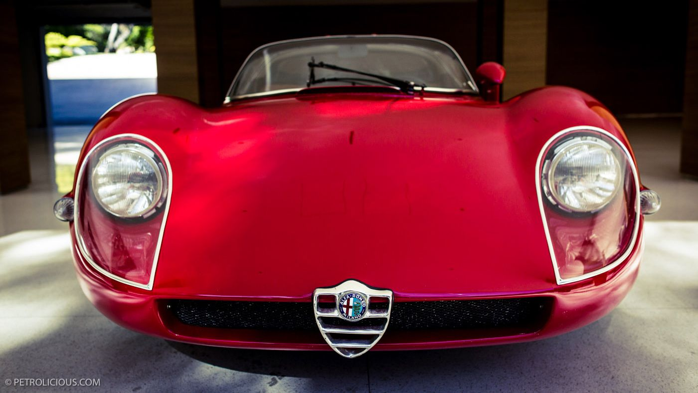 Fantasy Garage Car, Classic sports cars, Alfa romeo